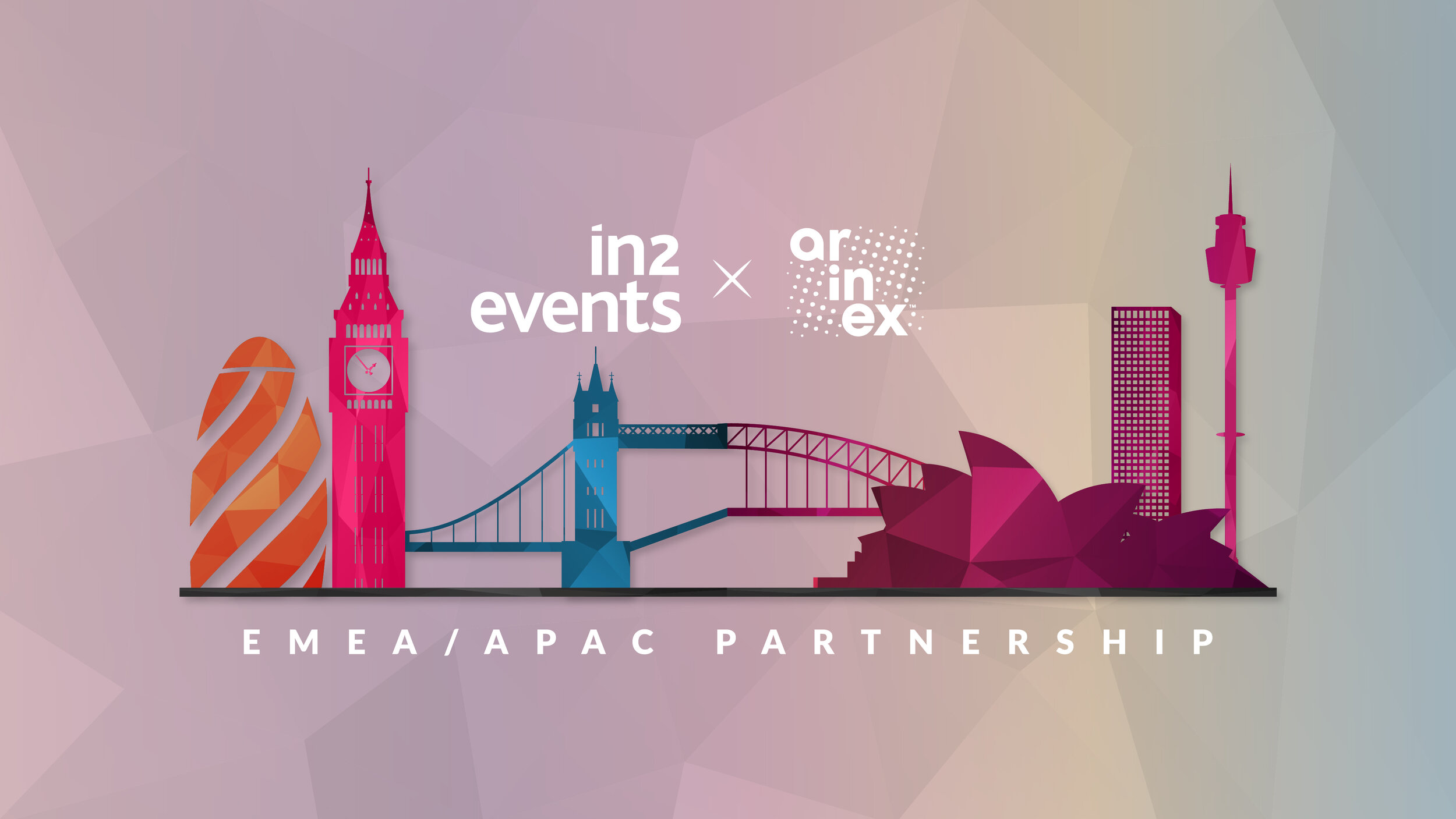 Announcement – EMEA and APAC agency partnership agreed