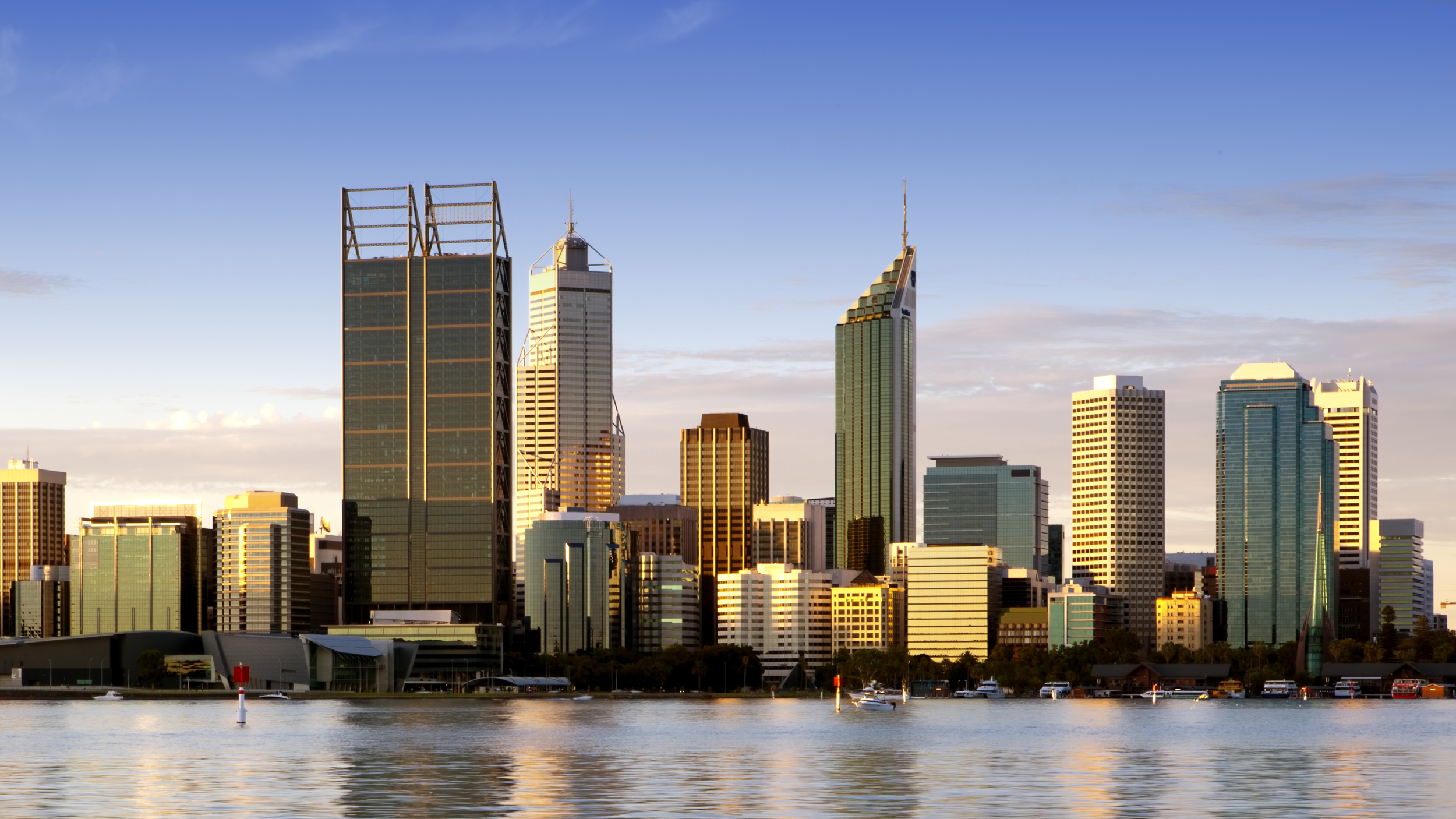 Australia Is Open For Business And Perth Awaits…