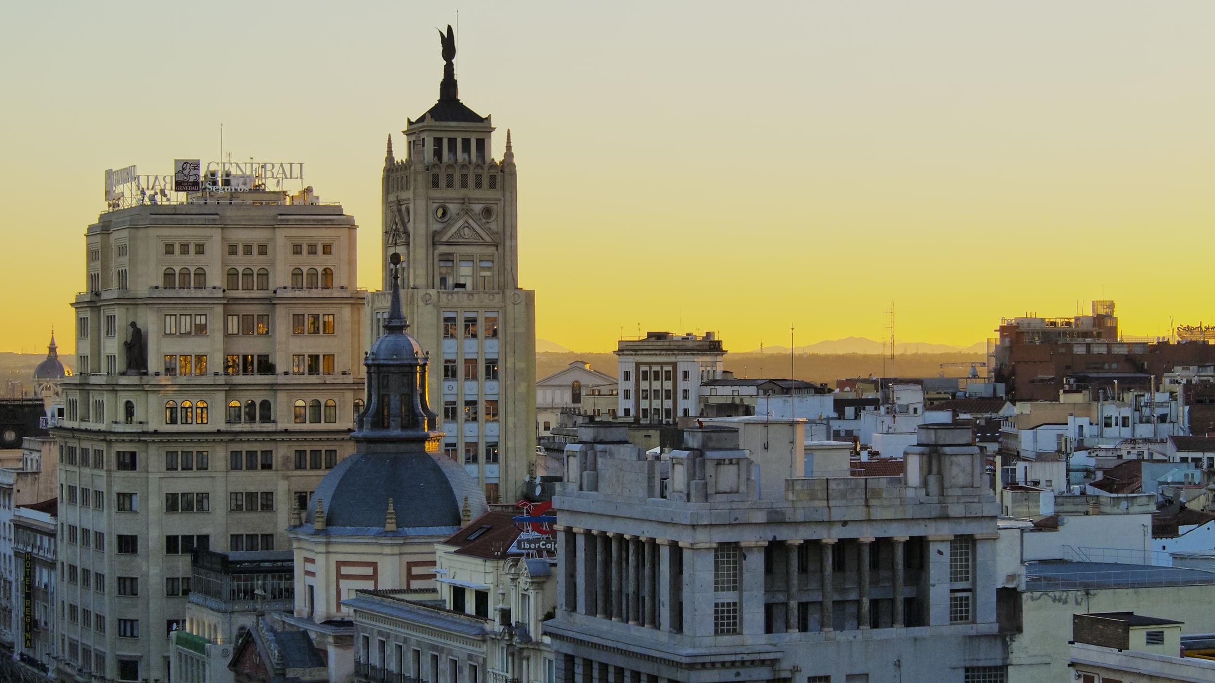 Destination: Madrid