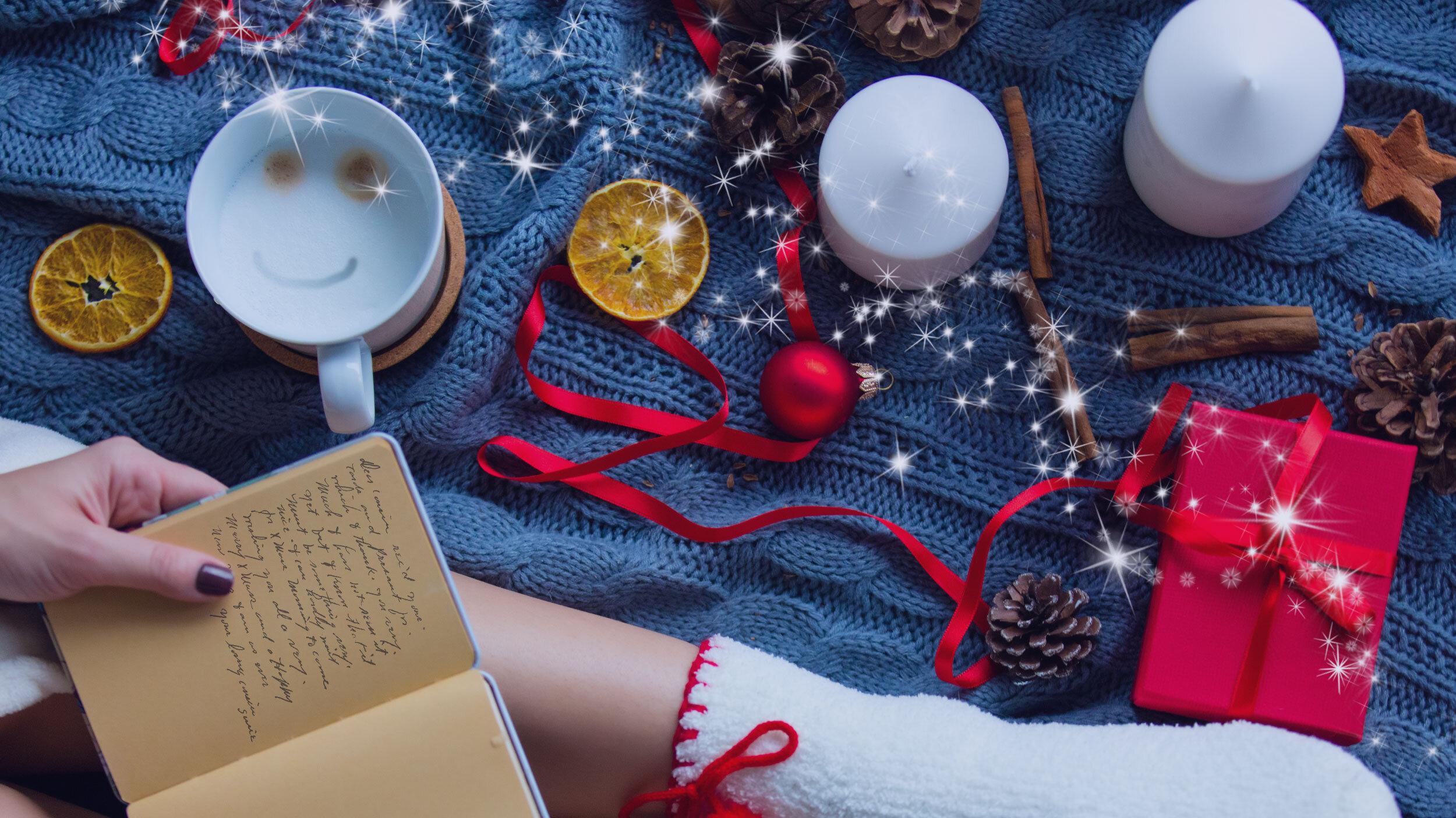 A Happy 'Self-Care' Christmas